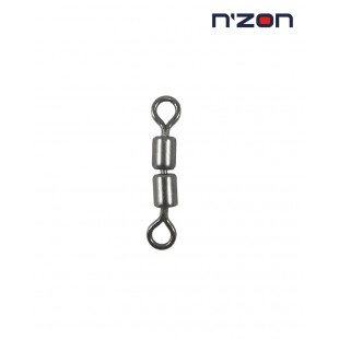Daiwa N'ZON Double Barrel Swivels