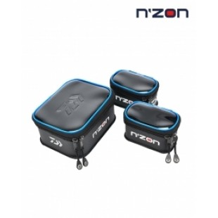 Daiwa N'Zon 3 piece accessory case set