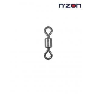 Daiwa N'ZON Single Barrel Swivels