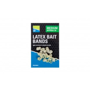 Preston Latex Bait Bands Medium