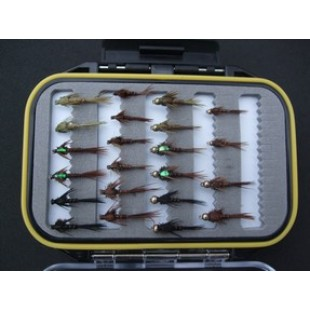 turrall pheasant tail fly pod