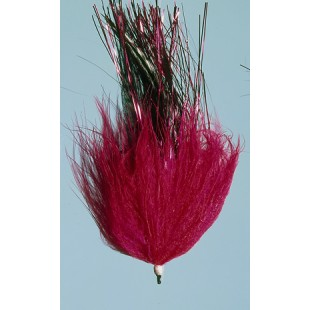 Turrall Pink Pike Fly Size 4/0