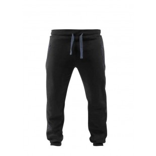 Preston Black Joggers XL