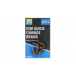 Preston Innovations ICM In line Quick Change beads