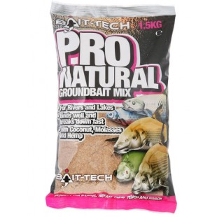 Bait Tech Pro Natural Groundbait Mix