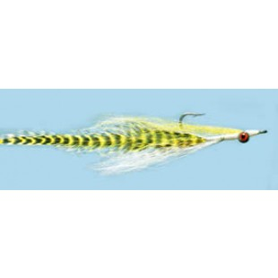 Turrall Premium Salt Water Clouser Deceiver Size 2/0
