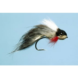 Turrall Widower Two Faced Premium Saltwater Fly In Size 3/0