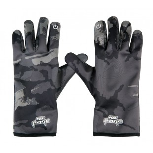 Fox Rage Thermal Camo Gloves Size Large