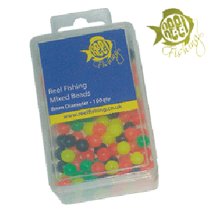 RF 8mm Assorted Beads