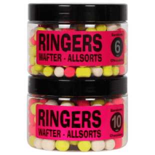 Ringers Bandems Chocolate Wafter Allsorts 6mm