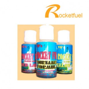 TG's Rocket Fuel  Red high speed reel oil