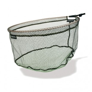 "Greys Rubber Skin Free Flow Mesh 20"" Spoon Net"