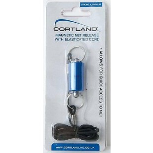 Cortland Magnetic Net Release with Elasticasted Cord