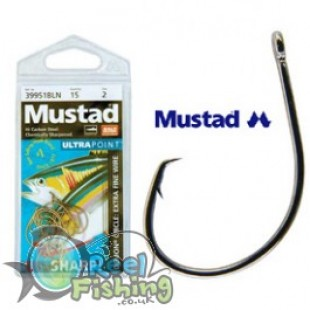 Mustad Demon Circle Extra Fine Wire 39951NPBLN