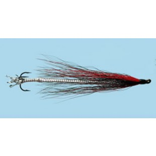 Turrall Snake Flies Bloody Butcher Size 2