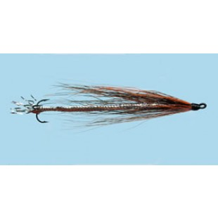 Turrall Snake Flies Thunder & Lightning Size 2