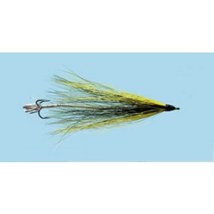 Turrall Snake Flies Yellow/Black Size 2
