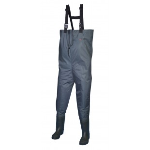 Shakespeare Sigma Nylon Chest Wader Cleated Sole