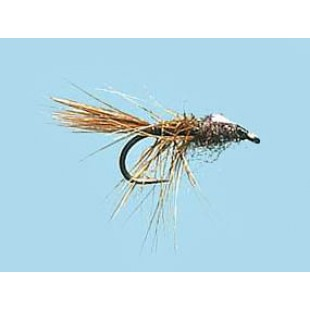 Turrall Slim-Line Nymph Brown Size 12