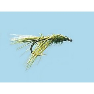 Turrall Slim-Line Nymph Damsel Size 12