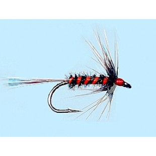 Turrall Slim Line Nymph Cruncher Viva Size 12
