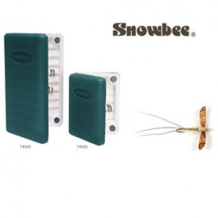 Snowbee Super-Light Foam Fly Box Small