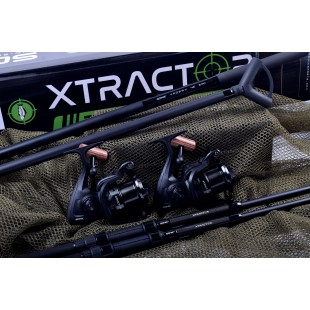 Sonik Xtractor 2 Rod Kit 9ft 3lb
