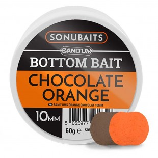 Sonubait Band'Um Bottom Bait Chocolate Orange