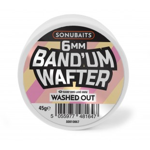 Sonubait Band'Um Wafter Washed Out 6mm