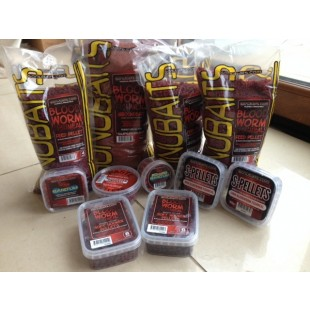 Sonubaits Bloodworm and Fishmeal