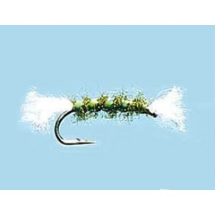 Turrall Stillwater Dry Shipmans Buzzer Olive - Size 12