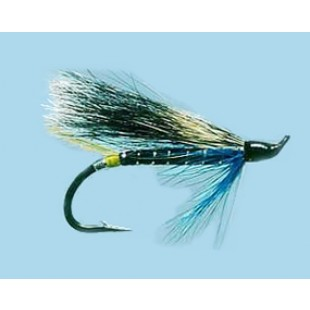 Turrall Salmon Single Blue Charm