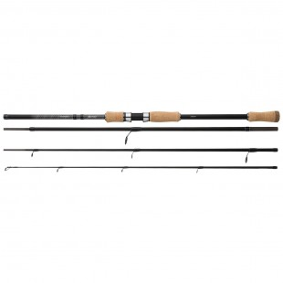 Shimano STC Spin multi piece travel rod