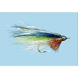 Turrall Salt Water Abel Anchovy Size 1/0