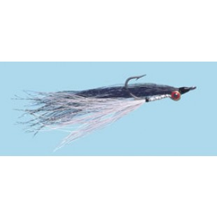 Turrall Salt Water Clouser Minnow Black