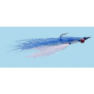 Turrall Salt Water Clouser Blue