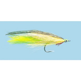 Turrall Salt Water Deceiver Chartreuse