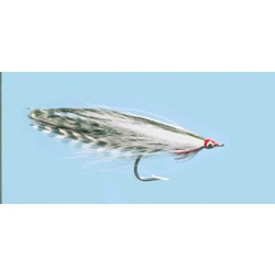 Turrall Salt Water Deceiver Grizzly White