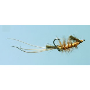 Turrall Salt Water Jims Golden Eye Shrimp Size 6