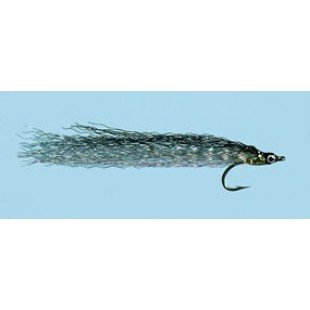 Turrall Sand Eel Grey Saltwater Fly