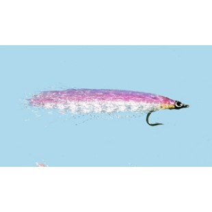 Turrall Sand Eel Pink Saltwater Fly