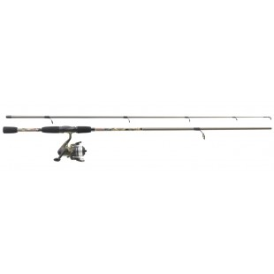 Mitchell Camo Combo Tanager 8ft 242 10/30 Spin