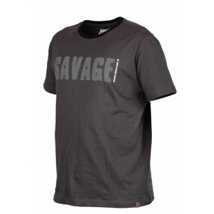Simply Savage Grey Tee