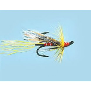 Turrall Salmon Treble Allys Shrimp Yellow