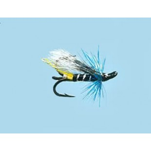 Turrall Salmon Treble Blue Charm