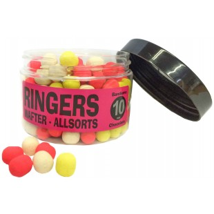 Ringers Wafter Allsorts Chocolate 6mm 70g