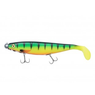 "Fox Rage Pro Shad Loaded Fire Tiger 7"" 15g"