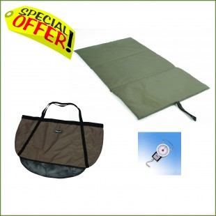 Ron Thompson Mat and Weigh Sling with FREE Pocket Scale