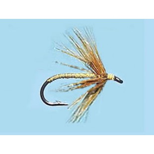Turrall Wet Hackled Red Spider - Size 12
