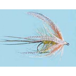 Turrall Wet Hackled Gosling - Size 10
